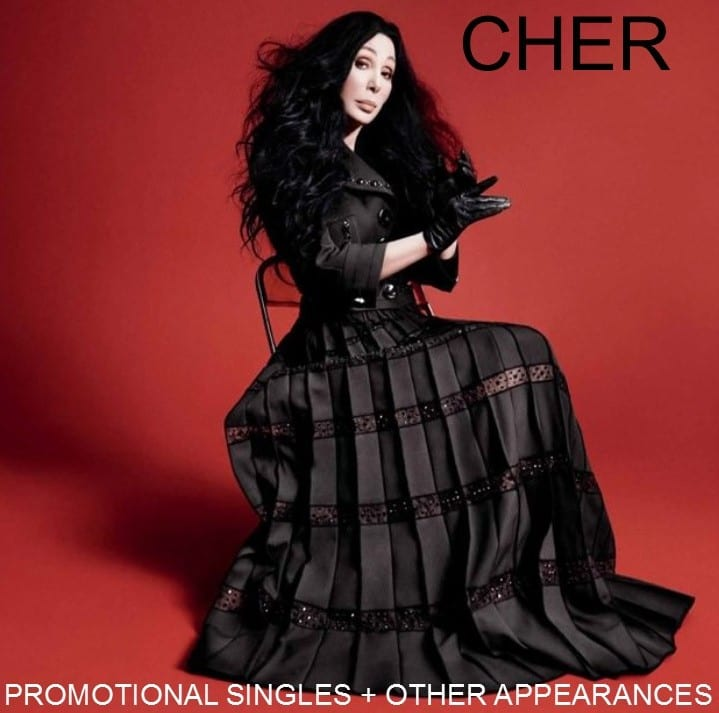 Cher - Closer To The Truth The Whole Story (2016) 2 DVD + 1 CD SET 12
