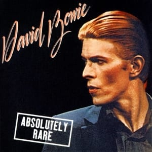 David Bowie - Absolutely Rare (1996) CD 29