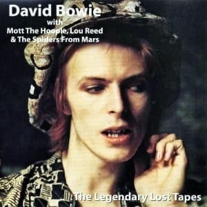 David Bowie - Legendary Lost Tapes (1973) CD 30