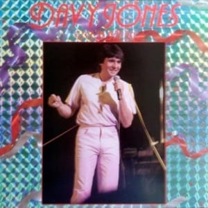 Davy Jones - Live In Japan (1981) CD 9