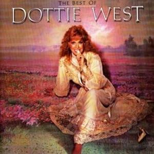 Dottie West - The Best Of Dottie West (1984) CD 6