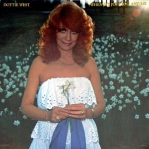 Dottie West - When It's Just You And Me (1977) CD 21