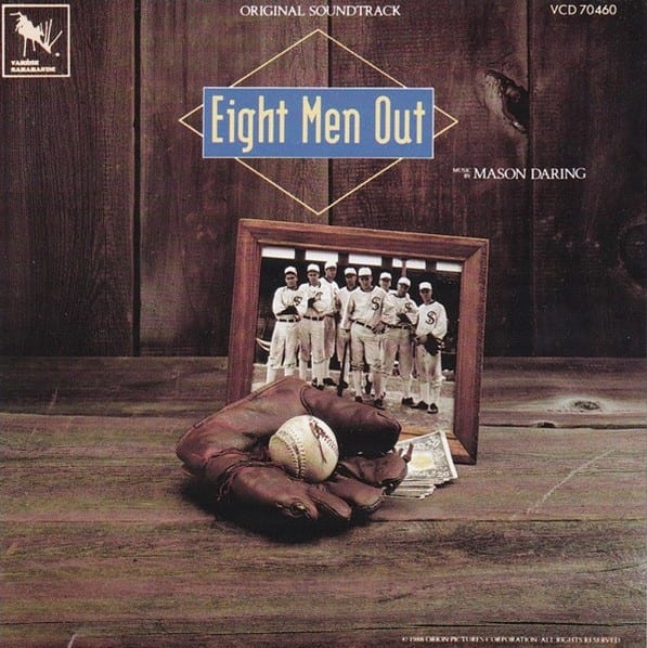 Eight Men Out - Original Soundtrack (1988) CD 1