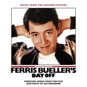 Ferris Bueller's Day Off - Original Soundtrack (EXPANDED EDITION) (1986 / 2016) CD 33
