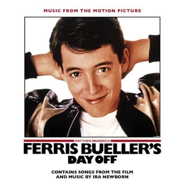 Ferris Bueller's Day Off - Original Soundtrack (EXPANDED EDITION) (1986 / 2016) CD 1