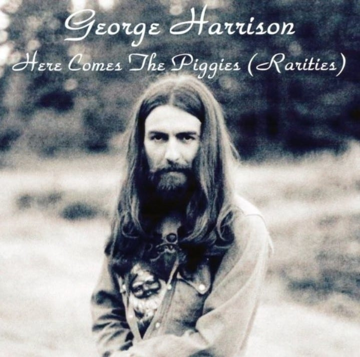 George Harrison - Beware Of Darkness (Outtakes & Sessions) CD 10