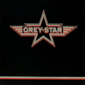 Grey-Star ‎- Grey-Star (Ruby Jones) (Ruby Starr) (1981) CD 1