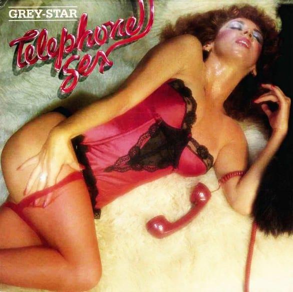 Grey-Star - Telephone Sex (Ruby Jones) (Ruby Starr) (1981) CD 1