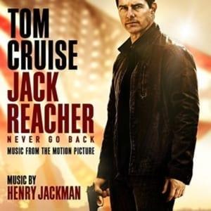 Jack Reacher Never Go Back - Original Soundtrack (2016) CD 2