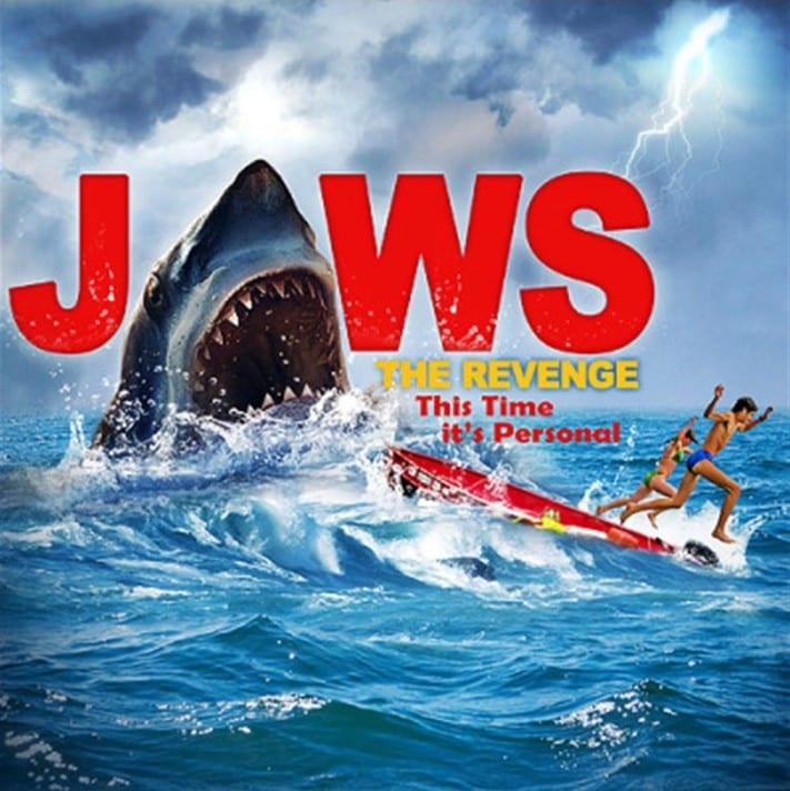 Jaws: The Revenge - Original Motion Picture Soundtrack (COMPLETE SCORE) (1997 / 2015) CD 10