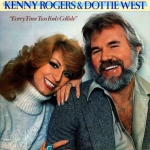 Kenny Rogers & Dottie West - Every Time Two Fools Collide (CANADA VERSION) (1993) CD 70