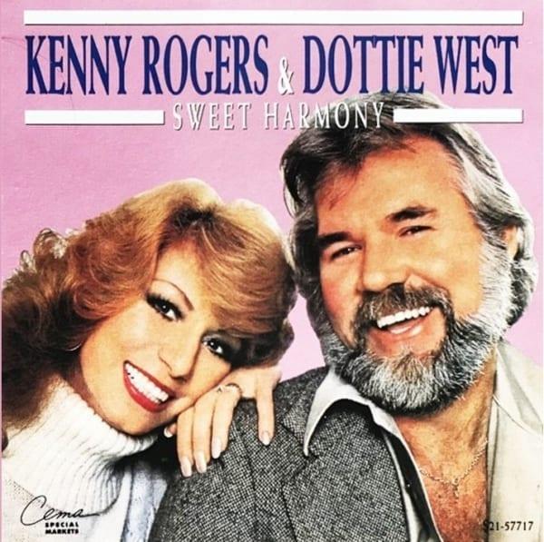 Kenny Rogers & Dottie West - Sweet Harmony (1992) CD 1