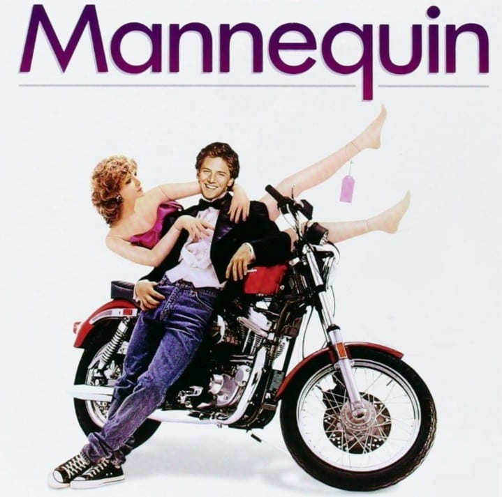 Mannequin - Original Soundtrack (1987) CD 9