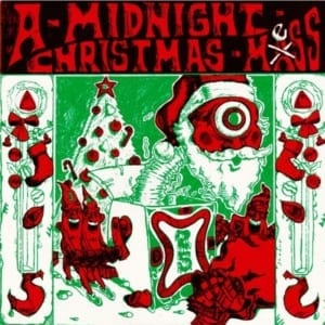 Midnight Records - A Midnight Christmas Mess (1984) CD 25