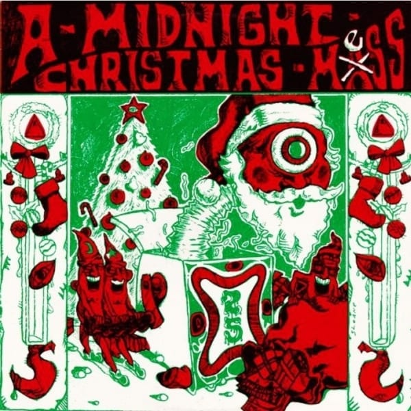 Midnight Records - A Midnight Christmas Mess (1984) CD 1