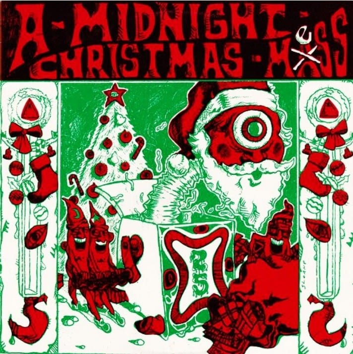 Midnight Records - Oh! No! Not Another... Midnight Christmas Mess Again!! (1986) CD 8