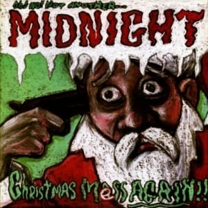 Midnight Records - Oh! No! Not Another... Midnight Christmas Mess Again!! (1986) CD 26