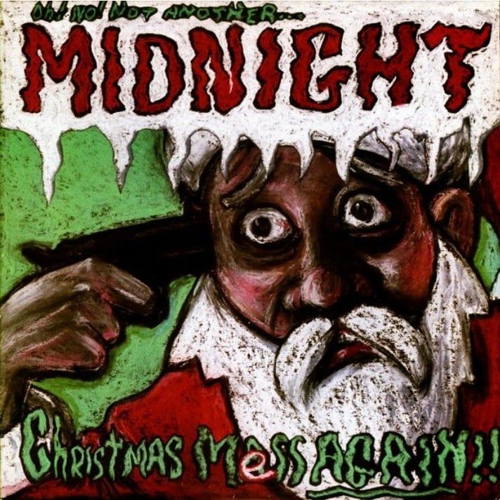 Midnight Records - A Midnight Christmas Mess (1984) CD 9