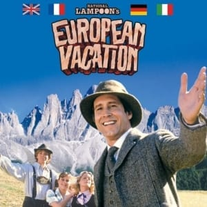 National Lampoon's European Vacation - Original Soundtrack (1985) CD 70