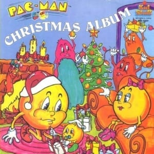 Pac-Man - Christmas Album (1980) CD 6