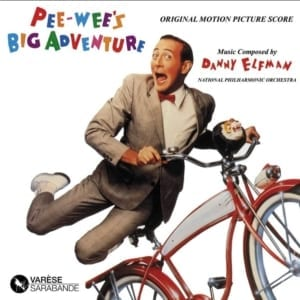 Pee-Wee's Big Adventure - Original Soundtrack (EXPANDED EDITION) (1985) CD 73
