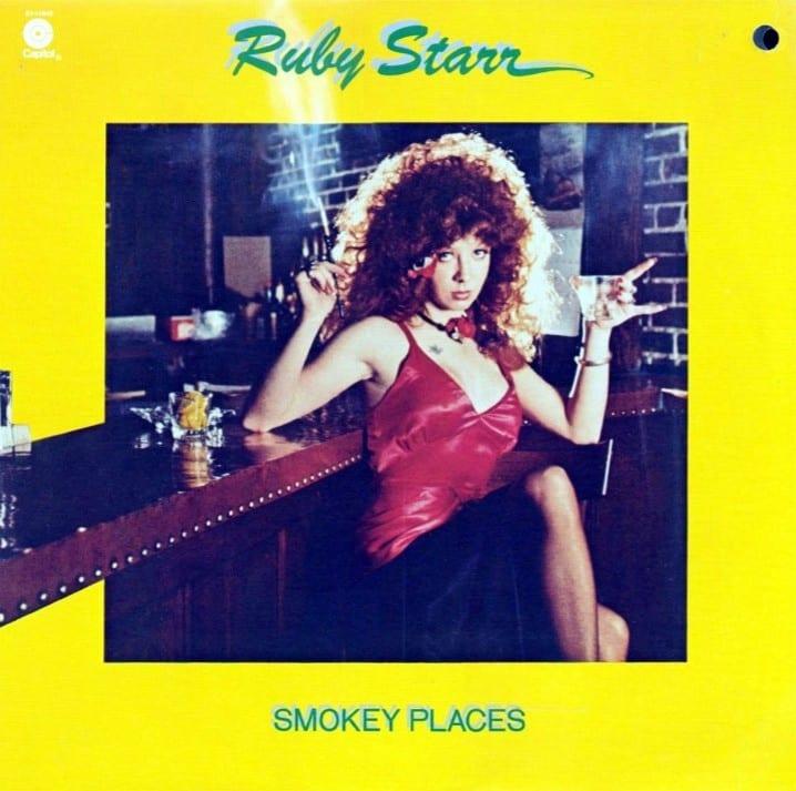 Grey-Star - Telephone Sex (Ruby Jones) (Ruby Starr) (1981) CD 8