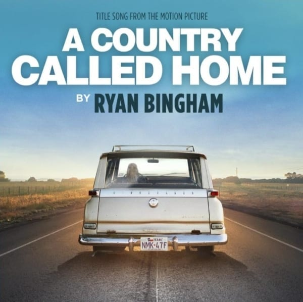 Ryan Bingham - A Country Called Home (CD SINGLE) (2015) CD 1