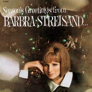 Seasons Greetings From Barbra Streisand...And Friends (1970) CD 7