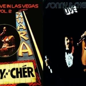 Sonny & Cher - Live + Live In Las Vegas (1971 / 1974) 2 CD SET 24