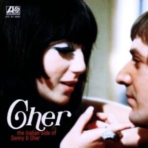 Sonny & Cher - The Italian Side Of Sonny & Cher (2016) CD 27