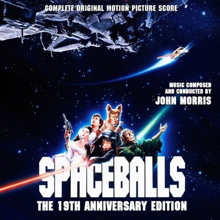 Spaceballs - Original Soundtrack (EXPANDED EDITION) (1987) CD 10
