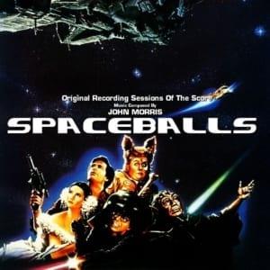 Spaceballs - Original Recording Sessions Of the Score (1987) CD 3