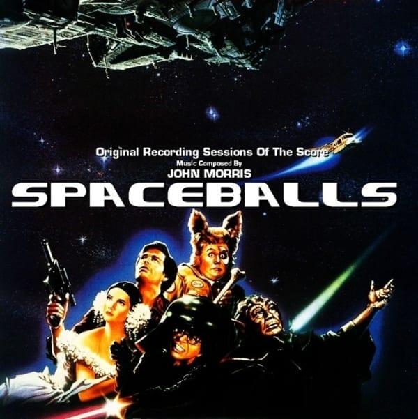 Spaceballs - Original Recording Sessions Of the Score (1987) CD 1
