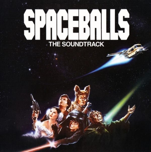 Spaceballs - Original Soundtrack (EXPANDED EDITION) (1987) CD 1