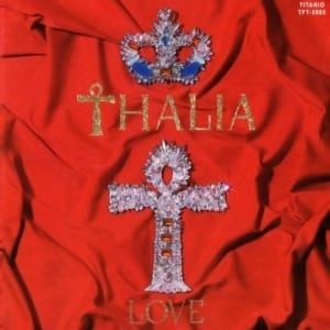 Thalía - Love (EXPANDED EDITION) (1992) CD 8