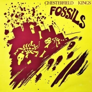 The Chesterfield Kings - Fossils (UNRELEASED) (1985) CD 3