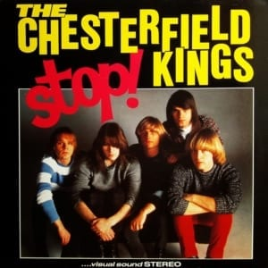 The Chesterfield Kings - Stop! (1985) CD 5