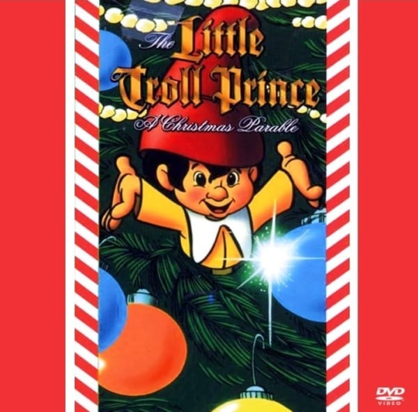 The Little Troll Prince: A Christmas Parable - Original T.V. Movie (1987) DVD 1