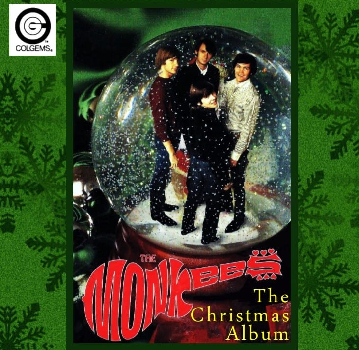 Monkees Christmas Album 2020 The Monkees   The Christmas Album (EXPANDED EDITION) (2020) CD
