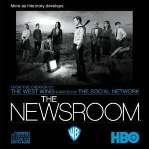 The Newsroom - Original Soundtrack (2015) CD 2