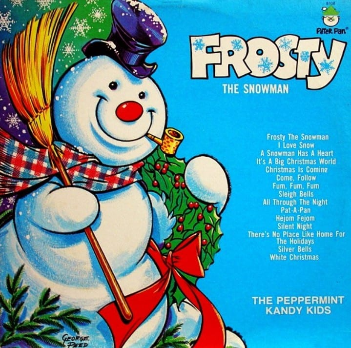 The Peppermint Kandy Kids - Rudolph The Red-Nosed Reindeer (1978) CD 8