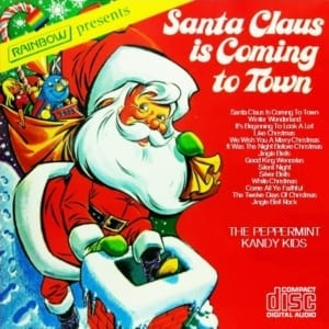 The Peppermint Kandy Kids - Santa Claus Is Coming To Town (CD) 4