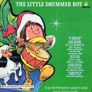 The Peppermint Kandy Kids - The Little Drummer Boy (Version 1) (1971) CD 5