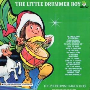 The Peppermint Kandy Kids - The Little Drummer Boy (Version 1) (1971) CD 53