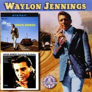 Waylon Jennings - The One And Only Waylon Jennings (1967) + Heartaches By The Number And Other Country Favorites (1972) (2004) CD 4