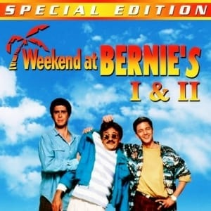 Weekend At Bernie's / Weekend At Bernie's II - Original Soundtrack (EXPANDED EDITION) (1989 / 1993) CD 15