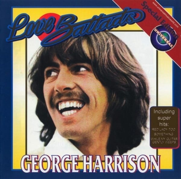 George Harrison ‎- Love Ballads (2002) CD 1
