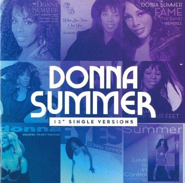 "Donna Summer - 12"" Single Versions (2020) 2 CD SET 1"
