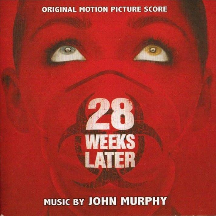 Danny Deckchair - Original Soundtrack (2003) CD 9