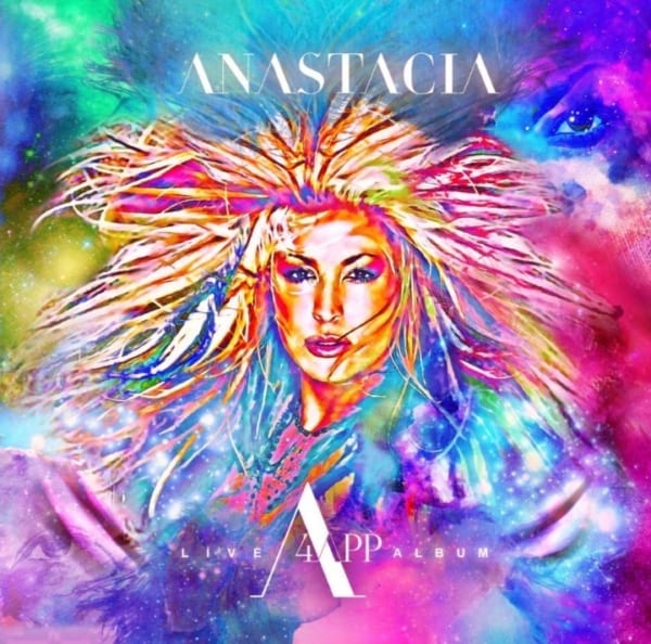 Anastacia - A4APP Live Album (2016) CD 1